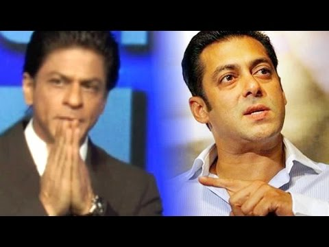 Shah Rukh Khan Talks About His Relationship With Salman Khan