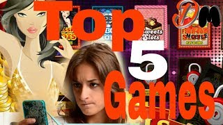 Top 5 games: Lite android game::3MB android games||small size games