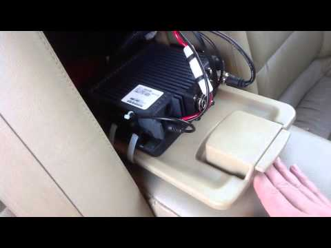 Ham Radio Install In 2008 Honda Accord,