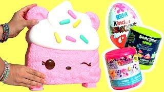Num Noms Collector's Case Surprise Kinder EGG Emoji My Little Pony The Movie Fashems Series 7