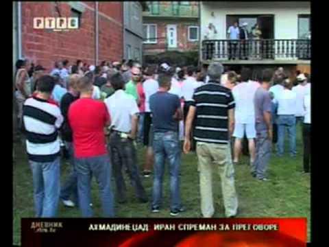 Protest zbog hapšenja vehabija