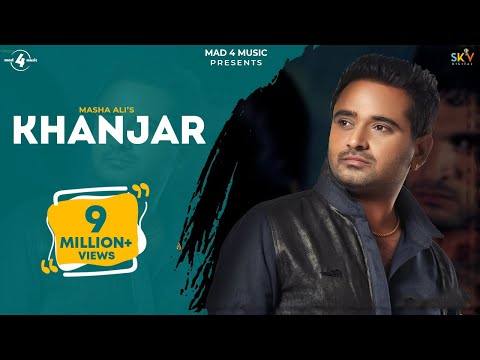 Masha Ali | Khanjar | Full Hd Brand New Punjabi Song video