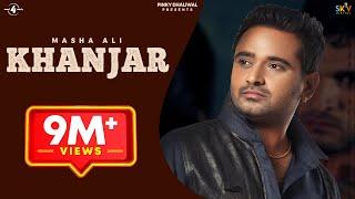 New Punjabi Song 2011   Khanjar   Masha Ali   Latest New Punjabi Song 2011   Full HD