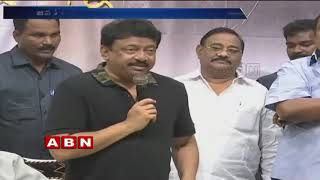 Director Ram Gopal Varma  satirical comments on Chandrababu | Press meet over Lakshmiand#39;s NTR