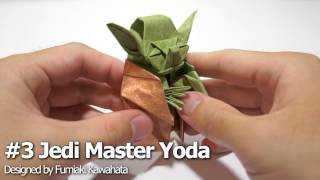 Top 10 Origami 2011-2012