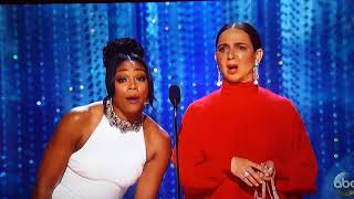 Tiffany Haddish & Maya Rudolph