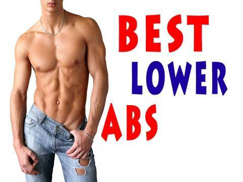 The BEST LOWER ABS Exercise