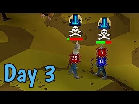 So Wreck3d Pking Marathon Day #3 - Runescape 2007