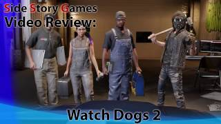Watch Dogs 2 Parental Review