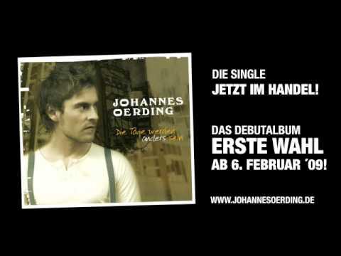 Johannes Oerding - Die Tage Werden Anders Sein