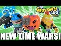 Grossery Gang Time Wars NEW Figures Pirate Sharrrk Potato Punk and More Video Review