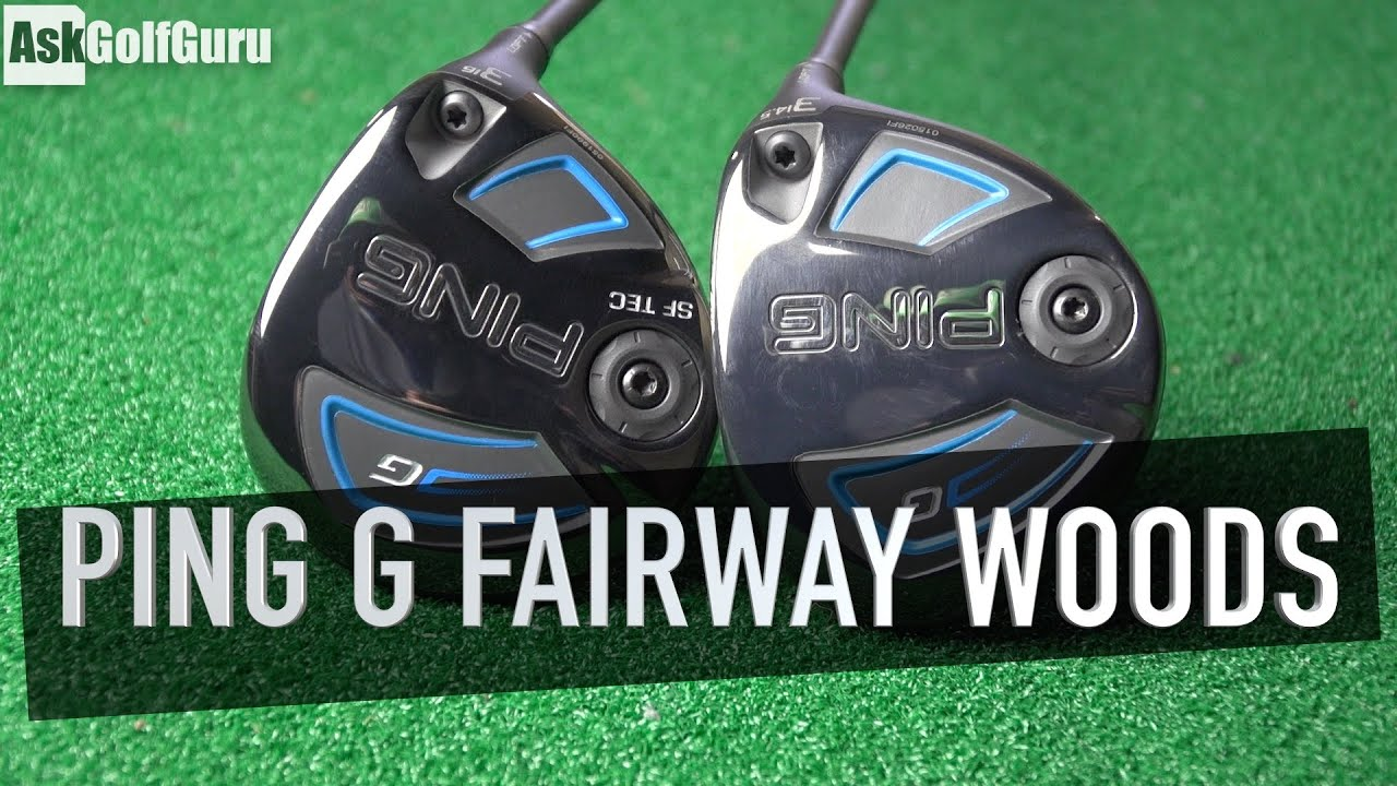 Ping G Fairway Woods