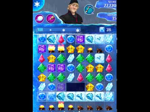 Disney Frozen Free Fall Level 237