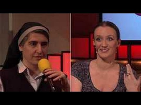 100 Women Nun Teresa Forcades vs atheist Kate Smurthwaite