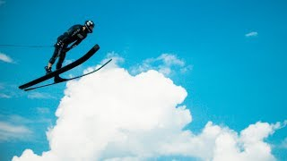 Insane Waterski Jump!! - Flying 250 ft at 70 mph!!