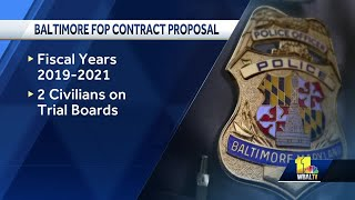 Police Union agrees on 2019-2021 contract