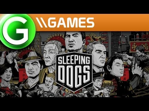 Sleeping Dogs - Test / Review On Tour @gamescom