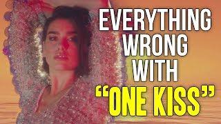 "Everything Wrong With Dua Lipa, Calvin Harris - ""One Kiss"""