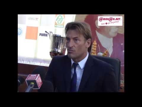 """Sélection nationale des Eléphants/Hervé Renard: """" Drogba ne veut pas revenir"""""""