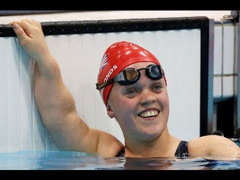 Swimming highlights - London 2012 Paralympic Games
