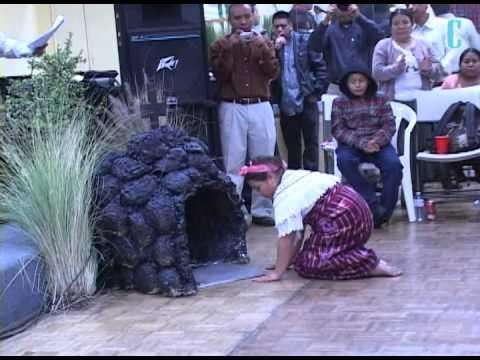 Guatemala San Sebastian Fiesta de San Sebastian Coatan