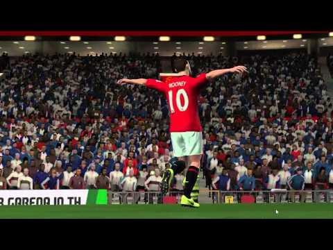 fifa online 3 ภาพการยิงประตู