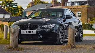 BMW E92 M3 - FIRST DRIVE IN MY NEW CAR
