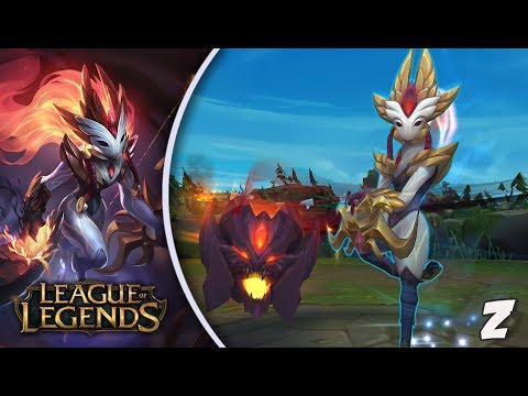 League of Legends - Kindred [Season 7, PT-BR]