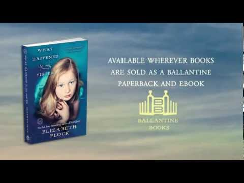 What Happened To My Sister BOOK TRAILER