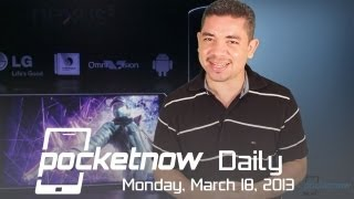 Samsung Android 5.0 Plans, Nexus 5 Rumors, T-Mobile LTE Launch & More - Pocketnow Daily