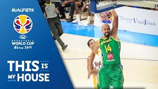 Marquinhos 22 PTS in win over Virgin Islands - FIBA Basketball World Cup 2019 - Americas Qualifiers