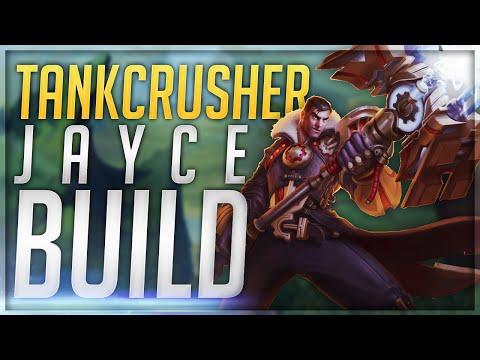 Jayce Tankcrusher [TOPLANE BUILD]