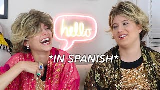 PREDICTING YOUR FUTURE.... in spanish.... with english subtitles