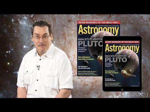 February 2015: NASA sets its sights on Pluto