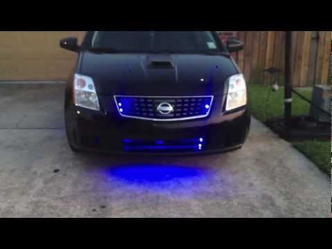 grill lighting and underglow kit - NIssan Sentra 2008 ...
