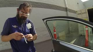 Oil Change, Walmart Auto Care Centers, 1650 W Valencia Rd, Tucson, Arizona, 118, 220 Miles GOPR1830