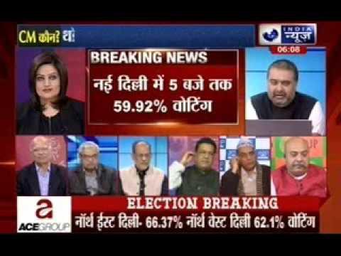 Delhi Assembly Elections 2015: Delhi picks up pace, records 63.46% voter turnout till 5