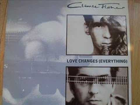 Climie Fisher Love changes (Everything) Extended
