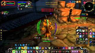 WoW 2v2 Arena 4.2 Resto Druid/Sub Rogue vs Marks/Resto Shaman