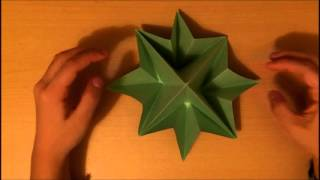 How To Make An Origami Pine Tree