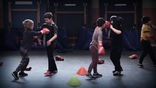 Stage Savate Boxe Française - Rugby Club Grand Champ - Didier Buch CD56