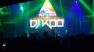 DJ KOO Party in bangkok, ONYX  RCA