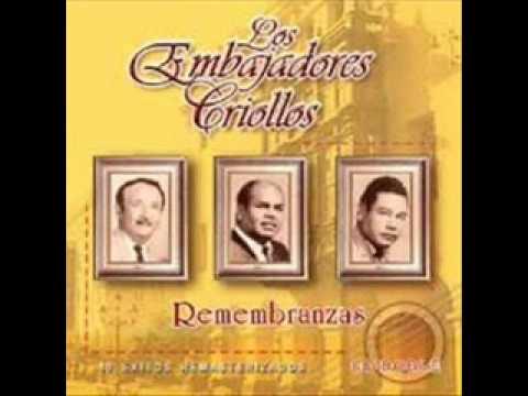 Los Embajadores Criollos - Alma De Mi Alma