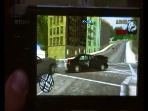 Прохождение GTA Liberty City Stories (PSP) от TheSmile1507 и Rom4ik (часть 1)