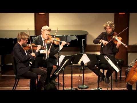 Danish String Quartet - Debussy Quartet in G minor, Op. 10, Mvt. 1: Animé et très décidé