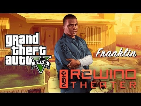 IGN Rewind Theater - Franklin's GTA 5 Trailer