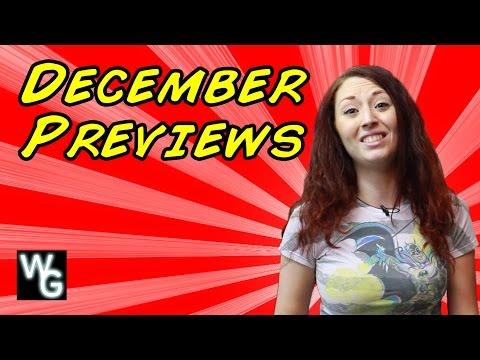 December Previews