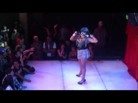 0 Roman in Moscow Performance Nicki Minaj (Devorah Rose)