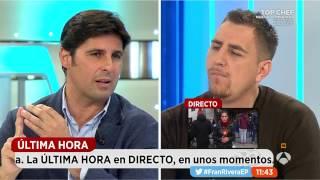El Antitaurino Oscar Del Castillo Vs Fran Rivera
