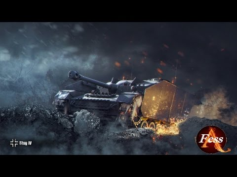 Прохождение ЛБЗ. StuG IV. Легкие танки 15.